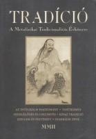A metafizikai tradicionalitás évkönyve MMII