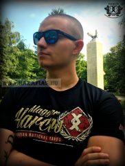 Magyar Harcos-HNB póló