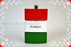 FÉM LAPOSÜVEG 3RÉSZES 3*1,1DL HUNGARY