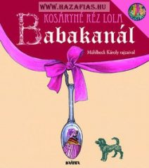 Kosáryné Réz Lola Babakanál