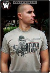 Stuka Pilot póló