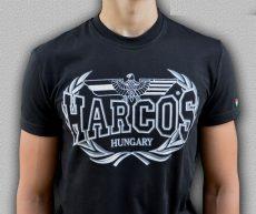 MAGYAR HARCOS-Babérkoszorúval póló