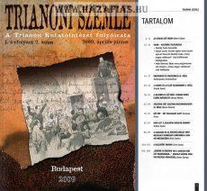 Trianoni Szemle I.évfolyam 2. szám A Trianon Kutatóintézet folyóirata