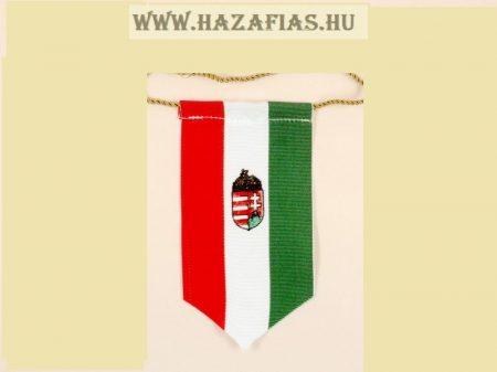 Zászló asztali kicsi csúcs  7x12.5x0.2 cm