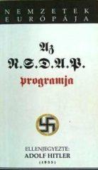 Az NSDAP programja és világnézeti alapjai  -Gottfried Feder