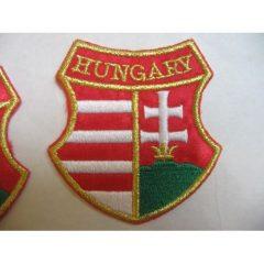 Felvarró Kossuth címer