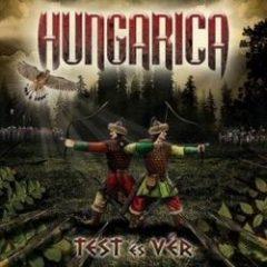 Test és vér CD- Hungarica