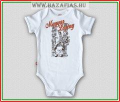 Harcos-Magyar Legény gyerek body