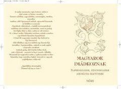 Magyarok Imádkoznak- Kovács Kálmánné Nóri