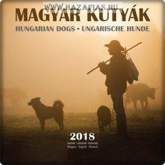 Magyar Kutyafajták 2018