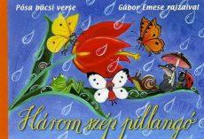 Három szép pillangó - Gábor Emese
