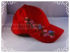 "Sapka kalocsai piros ""Hungary"""