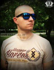 Magyar Harcos póló-khaki