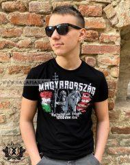 Magyar Harcos-Magyarország póló