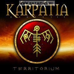 KÁRPÁTIA -  TERRITÓRIUM ALBUM CD
