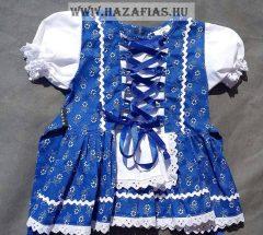 Kékfestő Kötényruha lányoknak