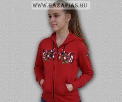 HARCOS női kapucnis pulóver