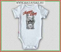 Magyar Leány gyerek body