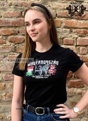 Magyar Harcos-Magyarország női póló