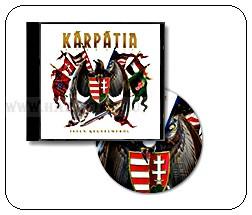Kárpátia-Isten kegyelméből-2018 CD