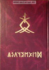 Rovás Biblia - Újszövetség rovásírással