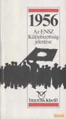 1956 AZ ENSZ KÜLÖNBIZOTTSÁG JELENTÉSE