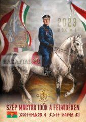 Kertai Zalán: Árpádháziak a Felvidéken- naptár  2021