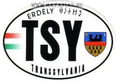Matrica TSY-Transsylvania- Erdély