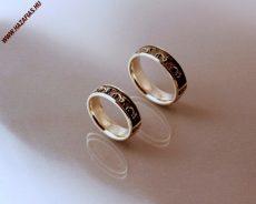 Hét szarvas karikagyűrű