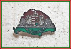 Kitűző-Magyarország,Angyalos,nagy-T