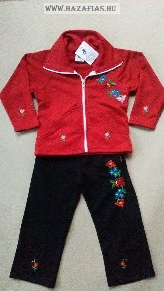 0454eafe53 magyaros gyerek ruha,nemzeti gyerek ruha,kalocsai mintás gyerek ruha ...