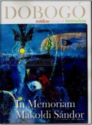 DOBOGÓ-Makoldi Sándor emlékszám