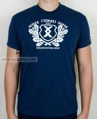 Pajzs-HNB póló-kék