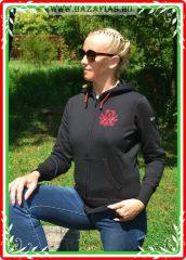 HARCOS női kapucnis pulóver (Kód: PuN10)