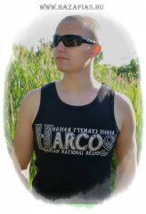 HARCOS-HNB férfi atléta