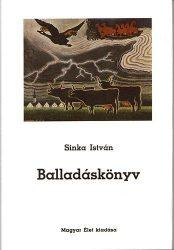 Balladáskönyv-  Sinka István