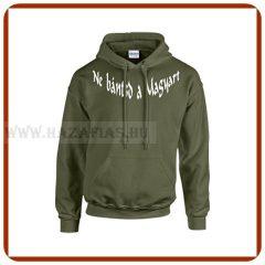 Betyársereg Fokos pulóver- zöld