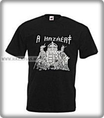 A hazáért-fekete póló