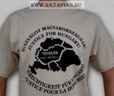 Igazságot Magyarországnak