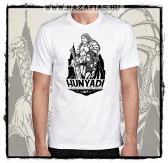 Hunyadi póló-fehér