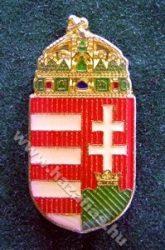 Magyar koronás címer, 23 mm