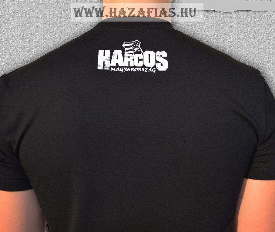 305d9db279 56-os póló (PoK51) Magyar Harcos - magyarbolt,magyaros, nemzeti ...