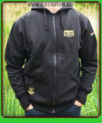 EGÉSZSÉGES FEJBŐR fekete pulóver
