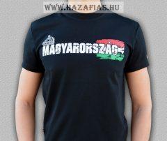 MAGYARORSZÁG póló-Harcos