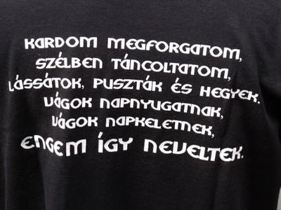 Póló Kárpátia Szebb Jövőt! e9941aacb9