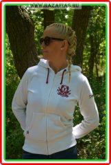 HARCOS női kapucnis pulóver (Kód: PuN11)