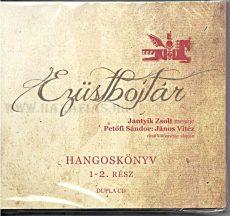 PG Csoport,Jantyik Zsolt-Ezüstbojtár-Cd hangoskönyv-dupla CD