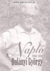 Napló 2000-2001-Bulányi György