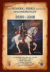 Kertai Zalán-Hunok 2020-as naptár