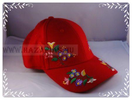 Sapka kalocsai piros